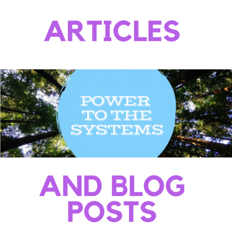 Articlesand blog posts